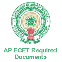 AP ECET Required Documents
