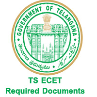 TS ECET Required Documents