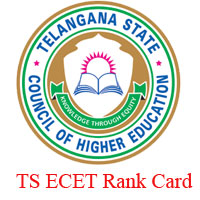TS ECET Rank Card